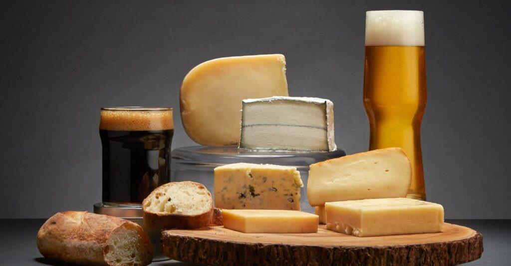 Bij een intense kaas, past vaak een intens bier.