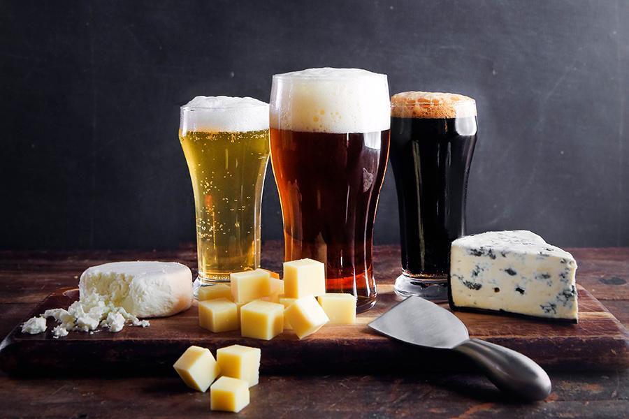 De ene kaas is de andere kaas niet, net als bier!